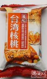 瑞丝 台湾核桃风味酥性饼干