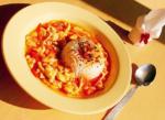自制微波炉番茄鸡蛋烩饭